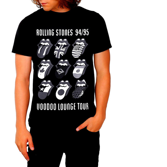 The Rolling Stones Other - Rolling Stones Voodoo Lounge T-Shirt 2XL NWT